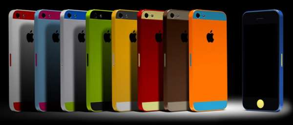 colorwave iphone 4